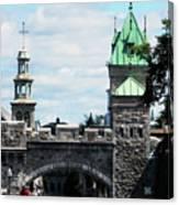Quebec City 81 Canvas Print