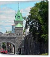 Quebec City 82 Canvas Print