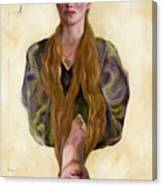 Queen Mother Canvas Print