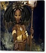 Queen Negasi Canvas Print