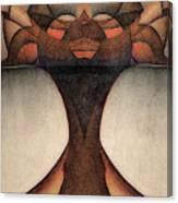 Queen Of Africa Canvas Print