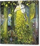 Queen Of Quinces Canvas Print