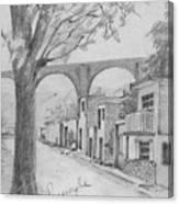 Queretaro, Mx  Canvas Print