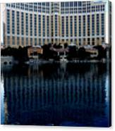 Quiet Bellagio Canvas Print