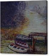 Quiet Places Canvas Print