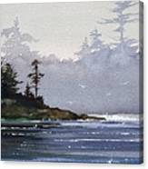 Quiet Shore Canvas Print