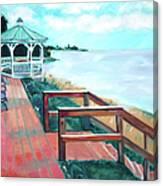 Quiet Waters Park Canvas Print