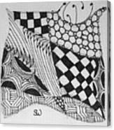 Quilt Makers Canvas Print