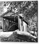 Quinlan Bridge Canvas Print