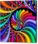 Quite Different Colors -18- Canvas Print