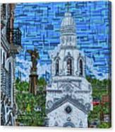 Quito, Ecuador Canvas Print