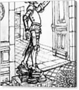 Quixote Museum Canvas Print