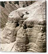 Qumran: Dead Seal Scrolls Canvas Print