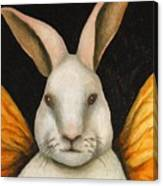 Rabbit Fairy Canvas Print