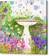Rabbitland Canvas Print
