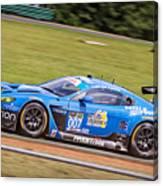 Race Vantage Canvas Print