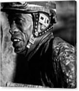 Racetrack Heroes 4 Canvas Print