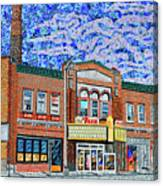 Racine, Wisconsin Canvas Print