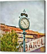 Radford Virginia - Time For A Visit Canvas Print