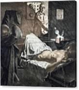 Radiologist, C1930 Canvas Print