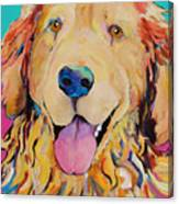 Radley Canvas Print