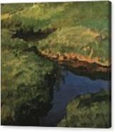 Raduga1 1908 Konstantin Andreevich 1869-1939 Somov Canvas Print