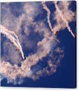 Raf Falcons Canvas Print