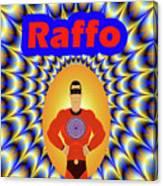 Raffo Canvas Print