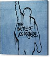 Rage Against Machine Canvas Print