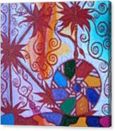 Raido, Rhytm , Dance Canvas Print
