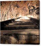 Rail Canvas Print