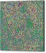 Railing Canvas Print