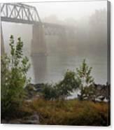 Rain N Fog Canvas Print