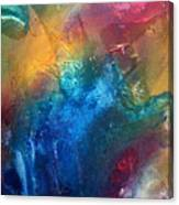 Rainbow Dreams II By Madart Canvas Print