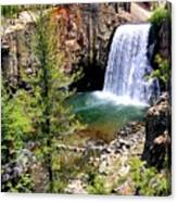 Rainbow Falls 1 Canvas Print