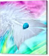 Rainbow Flight Canvas Print