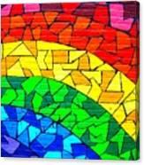 Rainbow ... Canvas Print