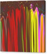 Rainbow Mountain  Canvas Print