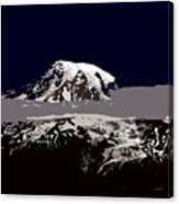Rainier Canvas Print