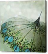Raining Bokeh Canvas Print