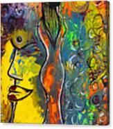 Rainsunbow Canvas Print