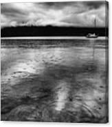 Rainy Days In Summerland Canvas Print