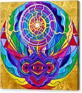 Raise Your Vibration Canvas Print