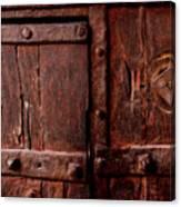 Rajasthan Door Canvas Print