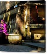 Rajasthan Stories Canvas Print