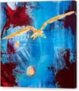 Ram On. Canvas Print
