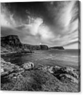 Ramasaig Bay Neist Point Canvas Print