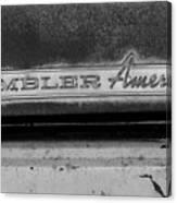 Rambler American Canvas Print