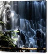 Ramona Falls 4 Canvas Print