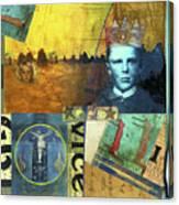 Rampant Canvas Print